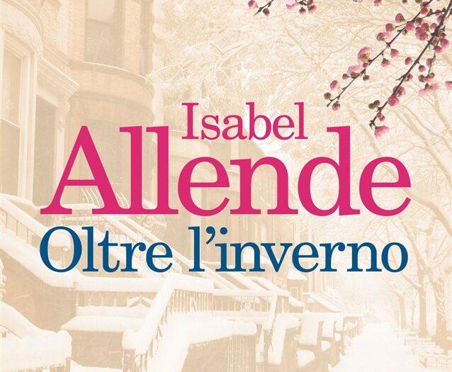 Oltre l'inverno Isabelle Allende Copertina