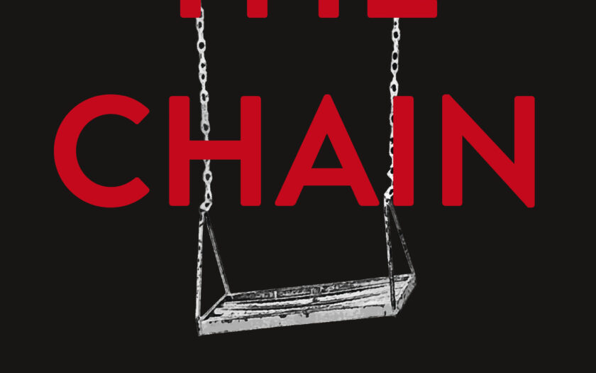 The Chain Copertina