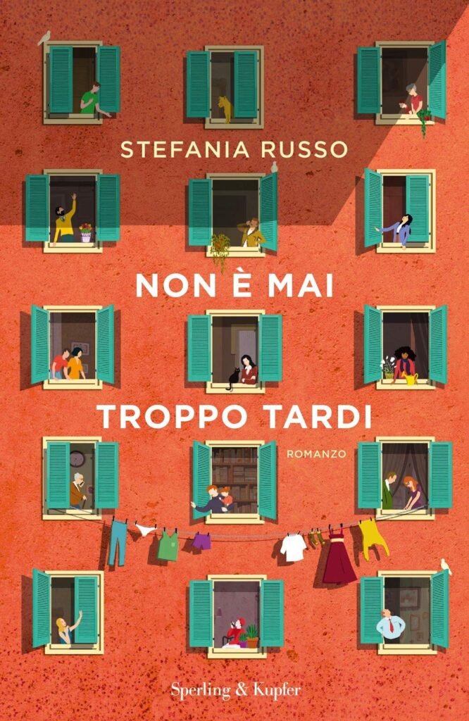 Copertina del libro di Stefania Russo