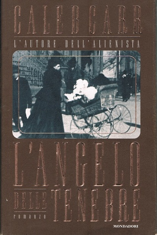 """Copertina de """"L'angelo delle tenebre"""""""