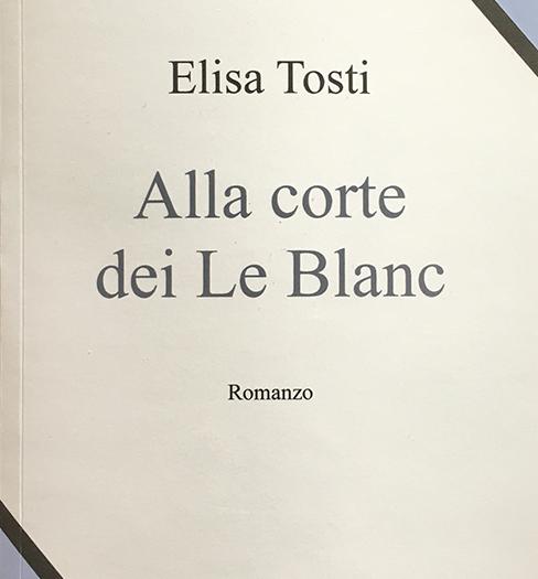 Copertina del libro di Elisa Tosti