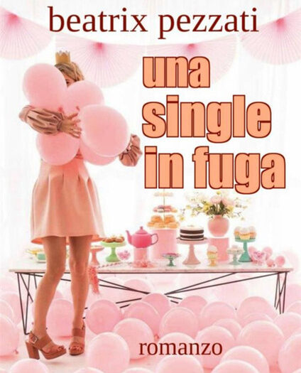 Una single in fuga copertina del libro
